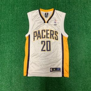 NBA Fred Jones Indiana Pacers Jersey Size Medium